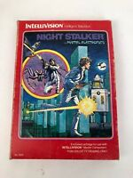 Mattel Electronics Night Stalker INTV Release (Intellivision) - Fast Shipping.