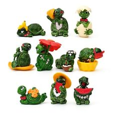 KINDER FERRERO SURPRISE FIGURE E CARTINE SERIE TAPSI TARTALLEGRE TURTLES 1992