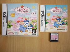 Charlotte Aux Fraises Les Jeux De Fraisi-Paradis Jeu Vidéo Nintendo DS