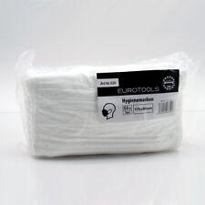 Masterproof Eurotools 50x Hygienemasken Masken 175x95mm