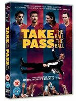 Take The Ball, Pass The Ball (FC Barcelona) [DVD] [2018], New, DVD, FREE & FAST