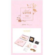 Kpop TWICE 2018 Season's Greetings FIRST LOVE Full Package