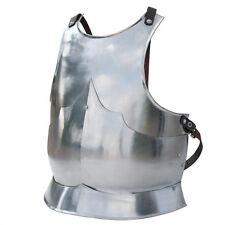 Medieval Knights Renaissance Cuirass Armor Large Steel Body Armor