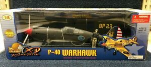 The Ultimate Soldier XD P-40 Warkhawk 1/18 scale No 10163