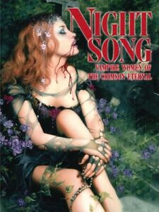 NIGHT SONG - ALL NEW FULL COLOR VAMPIRE PAINTINGS!