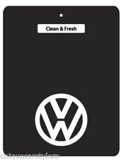 2 for £5 Deal! - VW Car Air Freshener BLACK SERIES, Golf, Bora, GTI, ALL VW