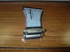 Internal SCSI to SCSI 2 enclosure case cable