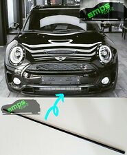Mini F54 Clubman Front Lower Grille Strip Piano Black Gloss