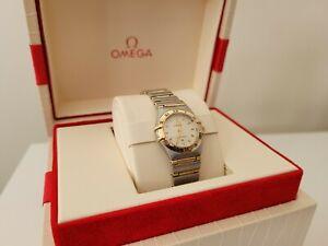 Omega My Choice Constellation 22.5m 1262.30.00 Box Set 2004
