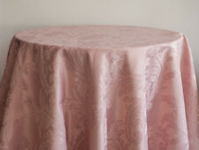 DAMASK TABLECLOTHS AND NAPKINS 06 COLORS , 3 SIZES WEDDING TABLECLOTH EVENTS