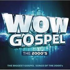 CD WOW GOSPEL THE 2000'S Mary Mary Hammond Norful Kurt Carr ... NEU & OVP