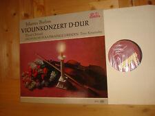 Brahms Violin Concerto DAVID OISTRAKH KONWITSCHNY DGG HELIODOR LP NM Like New