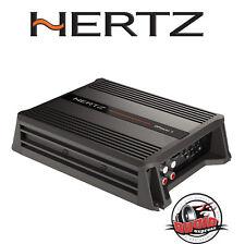 HERTZ DPOWER1 MONO AMPLIFICATORE 600 Watt hochpegel ENTRATA Auto Turn On ! NUOVO