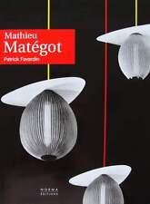 LIVRE NEUF : MATHIEU MATÉGOT (design années 50,60,70,meuble,lampe,furniture