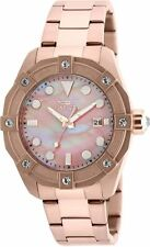 Invicta Women's 20320 Angel Analog Display Quartz Rose Gold Watch