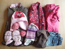 ( 9 ) Wäschepacket 21 Teile Mädchen Größe 110