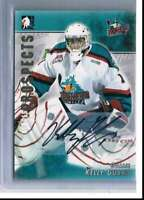 2004-05 In The Game Heroes and Prospects Autographs #KG Kelly Guard NM-MT Auto