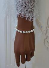 Salzwasser Akoya Perlen Topas Armband Japanese Akoya Pearl Topaze Bracelet