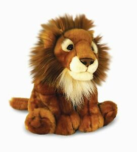 Luxury 30cm African Lion brand new with tags Keel Toys