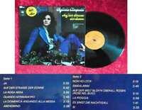 LP Gigliola Cinquetti: Auf der Straße der Sonne (CBS 80 238) D 1974