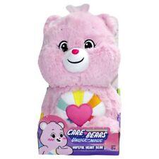 Care Bears Unlock The Magic Hopeful Heart Bear Medium 35cm Plush