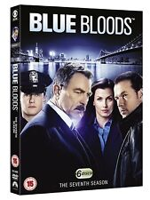 Blue Bloods - Season 7 [6x DVD] *NEU* Staffel Series 7 Tom Selleck ENGLISCH