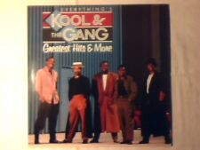 KOOL & THE GANG Everything's - Greatest hits and more lp HOLLAND
