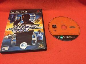 Playstation 2 007 Agent Under Fire/ Rayman M