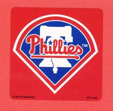 10 Philadelphia Phillies Logo - Large Stickers - Major League Baseball