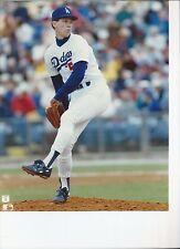 8 x 10 Gloss Photo Orel Hershiser Los Angeles Dodgers {154}