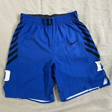 Nike Men's Team Duke Blue Devils Basketball Shorts Sz. Medium NEW AV2077-493