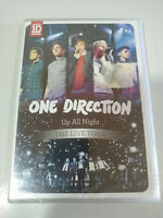 One Direction 1D Up All Night The Live Tour + Videos - DVD Region All Nuevo