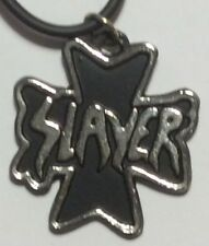 SLAYER PENDANT NECKLACE metal punk rock n roll heavy hard thrash