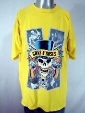 New listing He2258 Vintage 1980s *Guns N' Roses* Rock Concert T-Shirt - 53