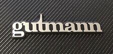 Peugeot Reproduction 205 Gutmann Rear Badge Meduim