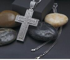 Religious Crystal CZ Costume Necklaces & Pendants
