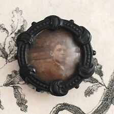 Broche Ancienne Porte Photo 1910-1920 - Antique French Brooch
