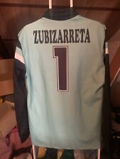 Camiseta Futbol Portero España Le Coq Sportiff Zubizarreta Vintage Goalkeeper