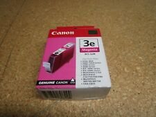 Lot of 4 Canon 3E Magenta Ink Cartridge BCI-3eM Genuine For S400 S500 FAX-C855