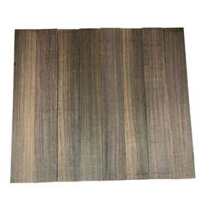 Pack of 8, Indian Rosewood Tapered Fingerboards/Fretboards 530 x 70/60 x 9mm