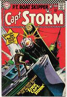 Capt. Storm #14 1966 FN+ DC Comics