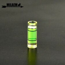 1pcs Archery Water Level Bubble for Bow Sight Replacement Accessories 6.5x18mm
