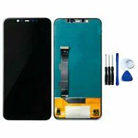 1*Original Per Xiaomi Mi 8 Mi8 LCD Display Touch Screen Digitizer Assembly Frame