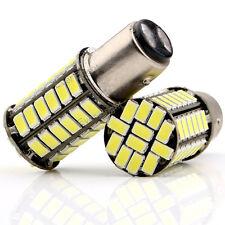 4Pcs S25 P21W 1157 BAY15D 54SMD 5630 LED Turn Backup Tail Signal Parking lights