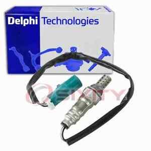 Delphi Rear Oxygen Sensor for 1997-2002 Ford E-250 Econoline 5.4L V8 Exhaust rd
