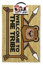 Star Wars paillasson Welcome To The Tribe Ewok 40 x 57 cm Pyramid