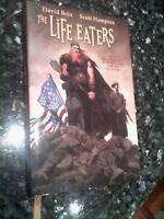 the Life Eaters OGN HC VF+ david brin NORSE GODS VS NAZIS hardcover - hampton
