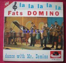 Disques vinyles 45 tours Fats Domino EP