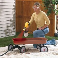 Paint Sprayer Gun Spray Control Wagner Painting Deck House Walls Stain Wood New