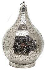 Impresionante Linterna marroquí estilo de la Lámpara de Mesa Shabby Chic agrega estilo a cualquier habitación
